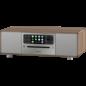 Sonoro audiosysteem in notenhout