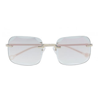 Monkeyglasses Monkeyglasses River 16 pink mirror