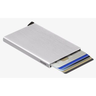 Secrid Cardprotector Brushed Silver