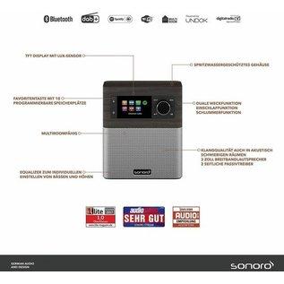 Sonoro Sonoro Stream Bog Oak/Silver
