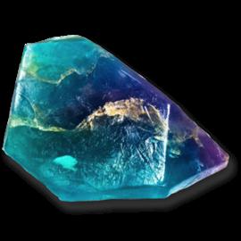VerwonderinG Edelsteenzeep Fluorine Rainbow (nieuw)