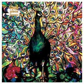 Flametree TIFFANY: DISPLAYING PEACOCK