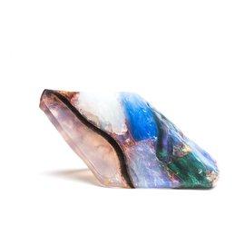 VerwonderinG Edelsteenzeep  Zwarte Opaal