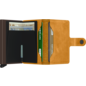 Secrid Miniwallet Original Ochre