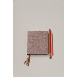 tinne+mia Notebook A6 - Rose dust
