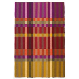 Eagle Products Plaid NEW ORLEANS rood-roze-oker