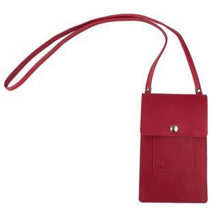 Tessa Swinkels Phone Bag Plus+ Wine