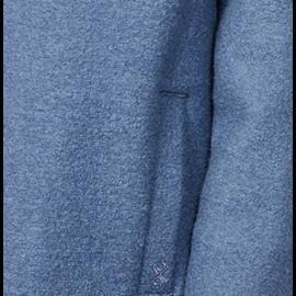 LangerChen Damesjas Classical Coat II Kobalt