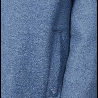 LangerChen Classical Coat II Kobalt