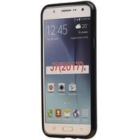 TPU Hoesje voor Galaxy J7 2017 Zwart
