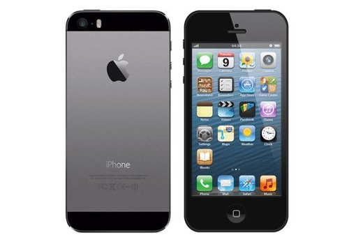 Apple iPhone 5S zwart  32 GB