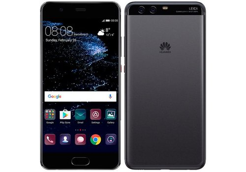 Huawei Huawei P10 plus 128 GB Zwart