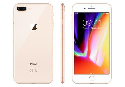 Apple Apple  iPhone 8 plus 256 GB goud