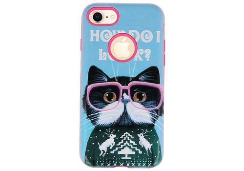 3D Print Hard Case voor iPhone 8 I Look