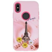 3D Print Hard Case voor iPhone X Paris