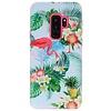 3D Print Hard Case voor Galaxy S9 Plus Flamingo
