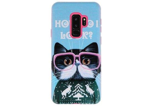 3D Print Hard Case voor Galaxy S9 Plus I Look