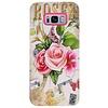 3D Print Hard Case voor Galaxy S8 Plus Roses