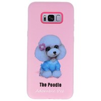 3D Print Hard Case voor Galaxy S8 Plus The Poodle