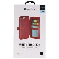 Back Cover Book Design Hoesje voor iPhone 6 Plus Zwart