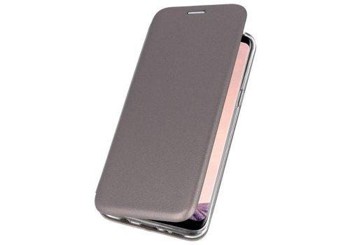 Slim Folio Case voor Galaxy S8 Plus Grijs