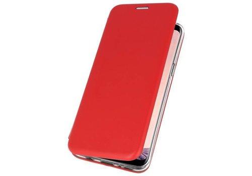 Slim Folio Case voor Galaxy S8 Plus Rood