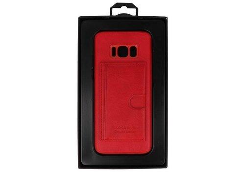 Hardcase Hoesje voor Samsung Galaxy S8 Rood