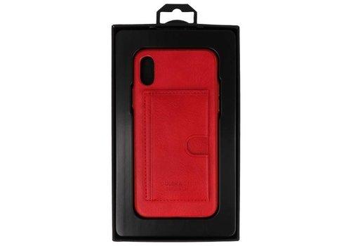 Hardcase Hoesje voor iPhone X Rood