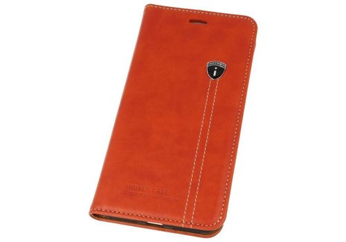IHOSEN Wallet Cases voor iPhone 7 / 8 Plus Rood