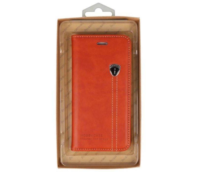 IHOSEN Wallet Cases voor iPhone 7 / 8 Plus Rood