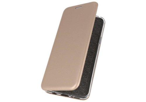 Slim Folio Case voor Galaxy S9 Plus Goud