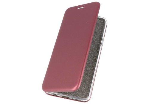 Slim Folio Case voor Galaxy S9 Plus Bordeaux Rood