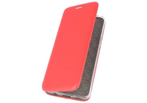 Slim Folio Case voor Galaxy S9 Rood