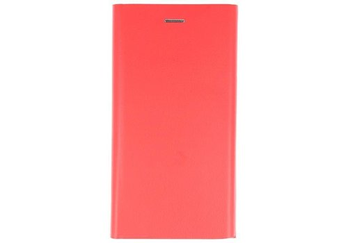 Flipbook Slim Folio Case voor iPhone 8 Plus Rood