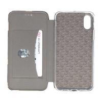 Army Slim Folio Case voor iPhone X Donker Groen