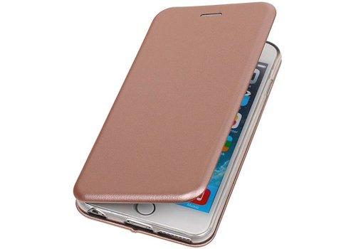 Slim Folio Case voor iPhone 6 Plus Roze