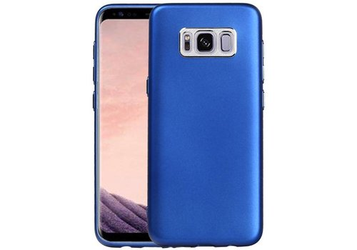 Design TPU Hoesje voor Galaxy S8 Blauw