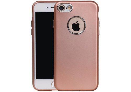 Design TPU Hoesje voor iPhone 7 Roze