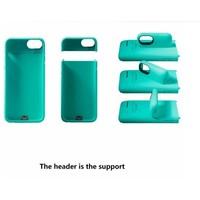 Battery Power Case voor iPhone 6 Plus / 6s Plus / 7 Plus 4200 mAh Paars