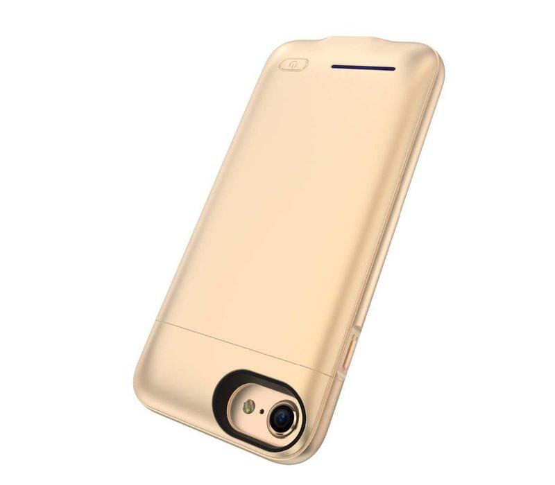 Battery Power Case voor iPhone 6 Plus / 6s Plus / 7 Plus 4200 mAh Goud