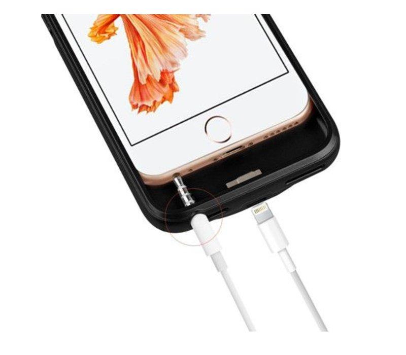 Battery Power Case voor iPhone 6 Plus / 6s Plus / 7 Plus 4200 mAh Zwart
