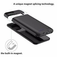 Battery Power Case voor iPhone 6 / 6s / 7 3000 mAh Wit