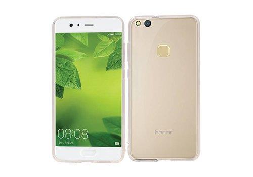Transparant TPU Hoesje voor Huawei P10 Lite