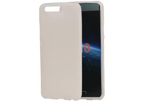 TPU Hoesje voor Huawei P10 Wit