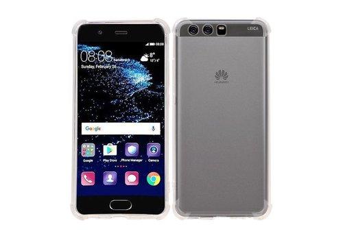 Schokbestendig transparant TPU hoesje voor Huawei P10