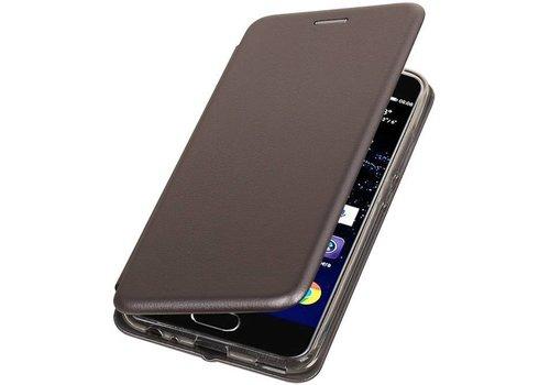 Slim Folio Case voor Huawei P10 Grijs