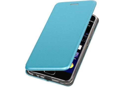 Slim Folio Case voor Huawei P10 Blauw
