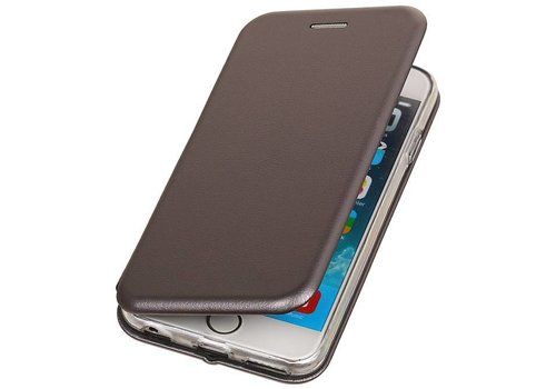 Slim Folio Case voor iPhone 6 Grijs