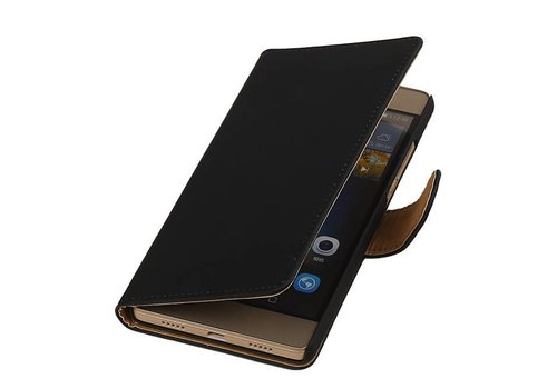 Bookstyle Hoes voor Huawei P10 Lite Zwart