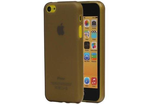 TPU Hoesje voor iPhone 5 SE Grijs